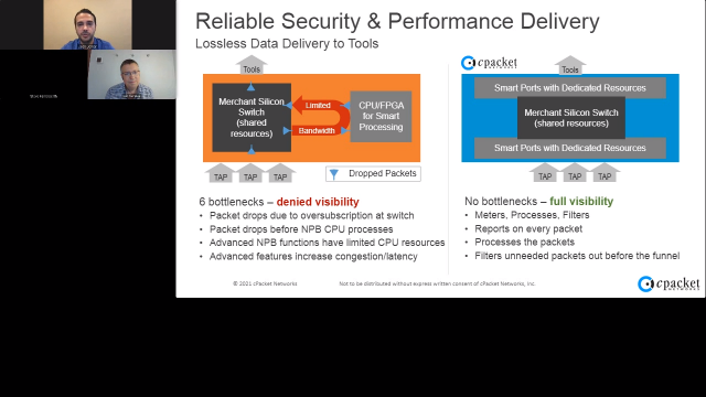Data Accuracy for Turbocharging Your Network Performance Monitoring