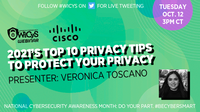 """""""2021's Top 10 Privacy Tips to Protect your Privacy"""""""