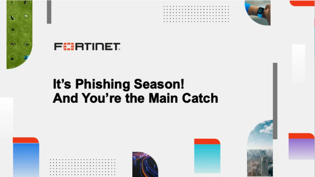 It's Phishing Season! And You're the Main Catch!