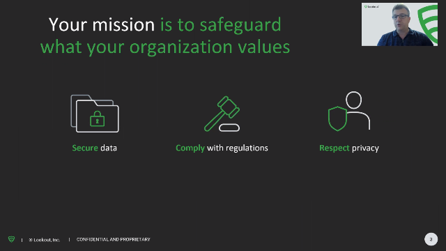 A Zero Trust approach to cloud security & data protection