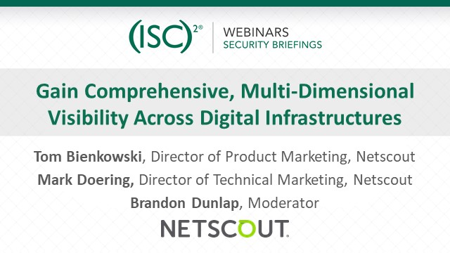 Gain Comprehensive, Multi-Dimensional Visibility Across Digital Infrastructures
