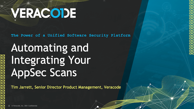 Automating and Integrating Your AppSec Scans