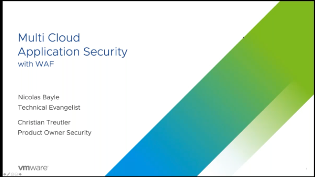 Scalable, Multi-Cloud Application Security with WAF