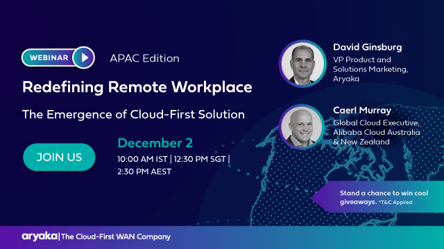 Redefining Remote Workplace : The Emergence of Cloud-First Solution