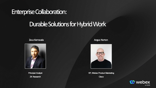 A new era of collaboration: Durable solutions for Hybrid Work