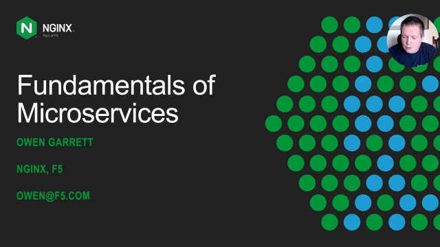 Fundamentals of Microservices