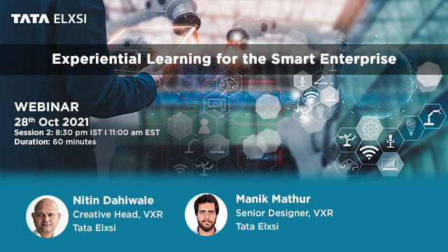 Experiential Learning for the Smart Enterprise (Session 2)