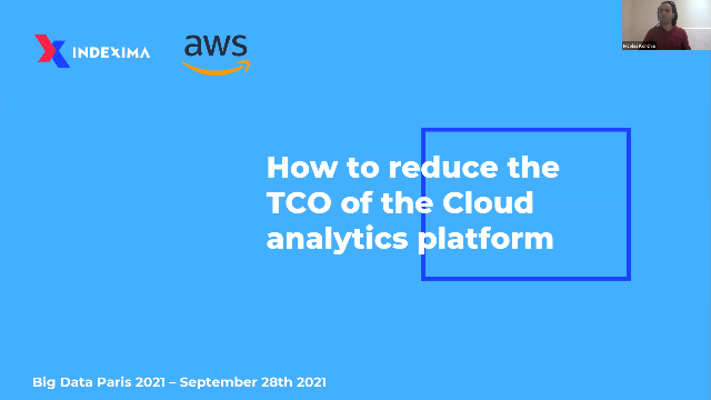 How to Reduce the TCO of the Cloud Analytics Platform