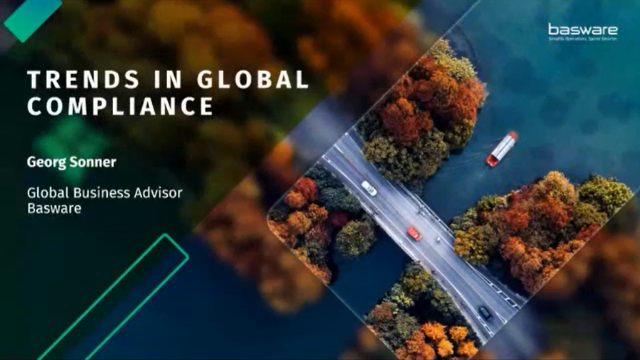 Trends in Global Compliance and Sustainability