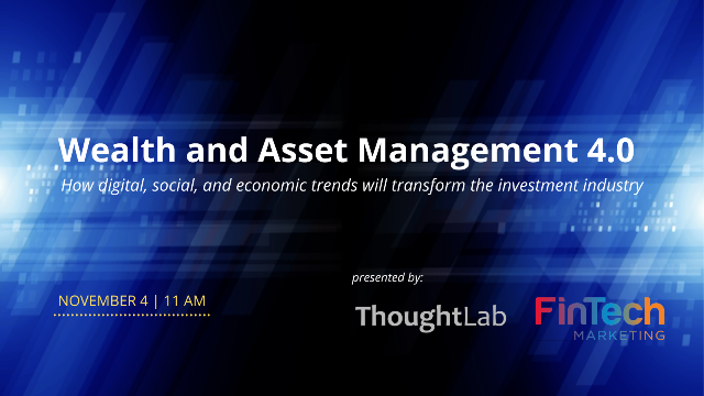 Wealth and Asset Management 4.0