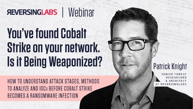You've found Cobalt Strike on your Network. Is it Being Weaponized?