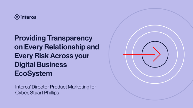Providing Transparency on Every Risk Across your Digital Business EcoSystem