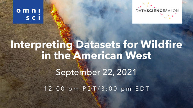 Interpreting Datasets for Wildfire Risks in the American West