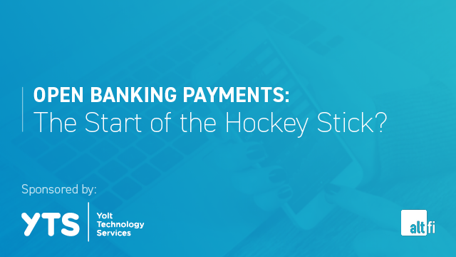 Open Banking Payments: The Start of the Hockey Stick?