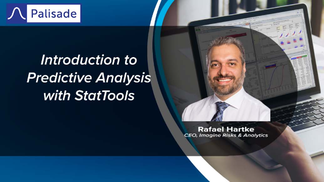 Introduction to Predictive Analysis with StatTools