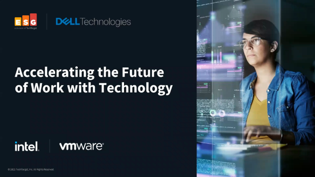 Accelerating the Future of Work with Technology