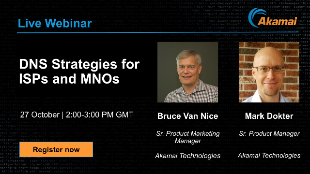 DNS Strategies for ISPs and MNOs (EMEA)