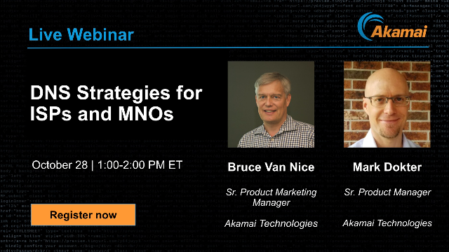 DNS Strategies for ISPs and MNOs (Americas)