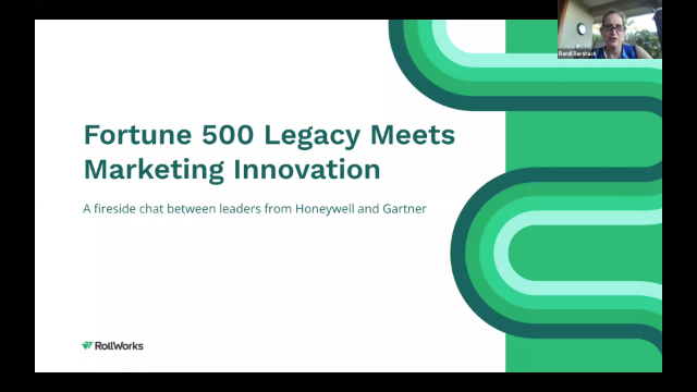 Fortune 500 Legacy Meets Marketing Innovation