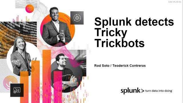 Detecting Trickbot with Splunk