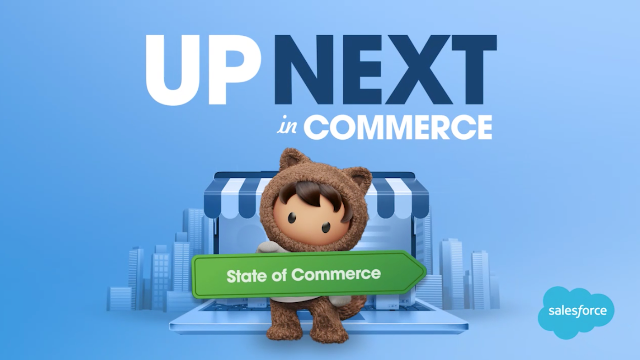 Top Surprises from Salesforce's State of Commerce