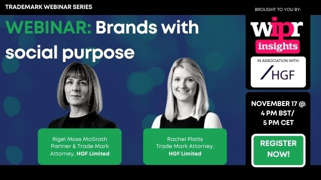Brands with social purpose