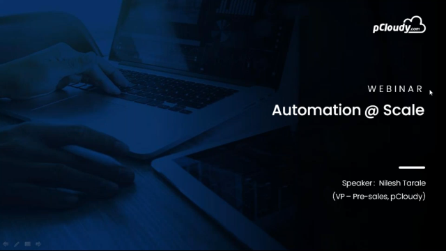 Series 3: Automation @ Scale