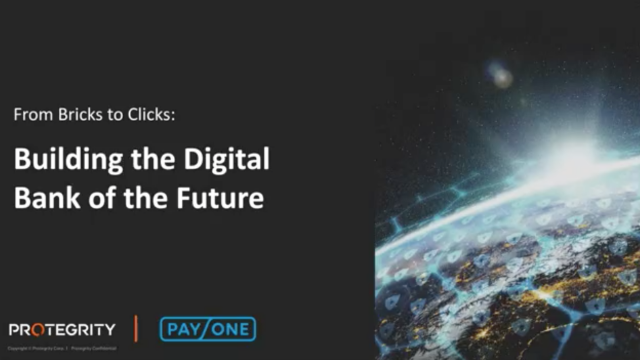 Building the Digital Bank of the Future