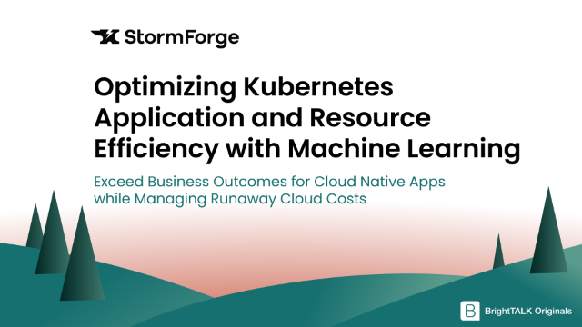 Optimizing Kubernetes Application and Resource Efficiency with Machine Learning