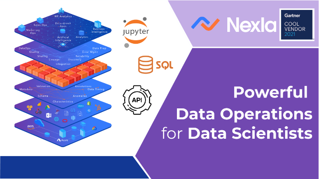 Powerful Data Operations for Data Scientists