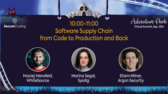 Software Supply Chain from Code to Production and back