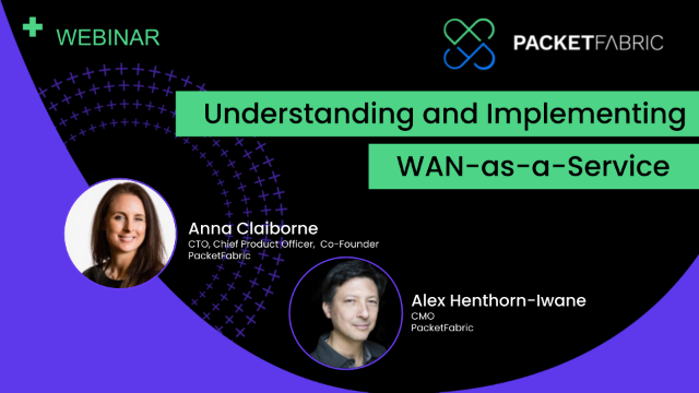 Understanding and Implementing WAN-as-a-Service