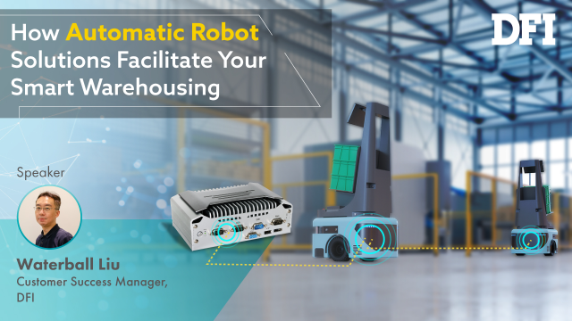 How Automatic Robot Solutions Facilitate Your Smart Warehousing