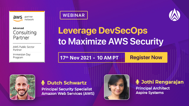 Leverage DevSecOps to Maximize AWS Security