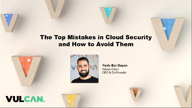 The Top Mistakes in Cloud Security and How to Avoid Them