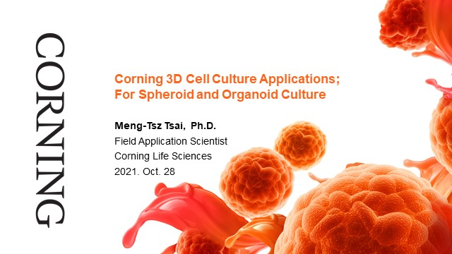 3D Cell Culture Techniques; For Spheroid and Organoid Applications