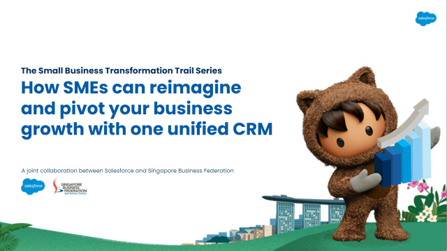 How SMEs can reimagine and pivot your business growth with one unified CRM