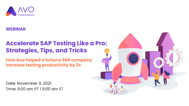 Accelerate SAP Testing Like a Pro: Strategies, Tips, and Tricks