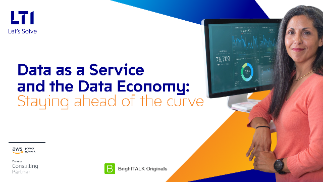 Data as a Service and the Data Economy: Staying Ahead of the Curve