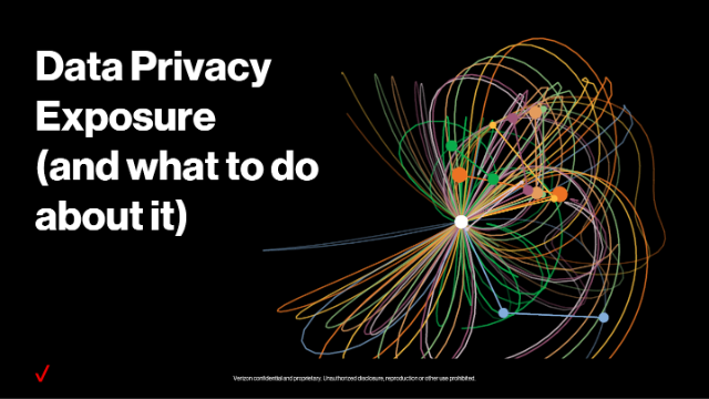 Data Privacy Exposure (and what to do about it)