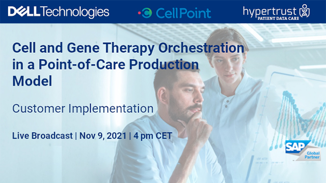 Cell&Gene therapy orchestration in a point-of-care production model