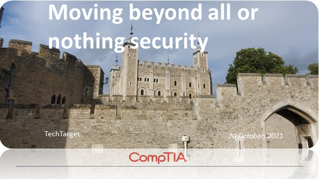 Moving Beyond All-or-Nothing Security