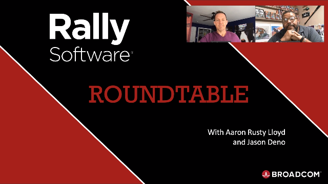 Rally Roundtable: Episode 4 - Rally Workviews