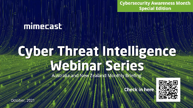 Ep 10 - Australia and NZ Cyber Threat Intelligence Briefings
