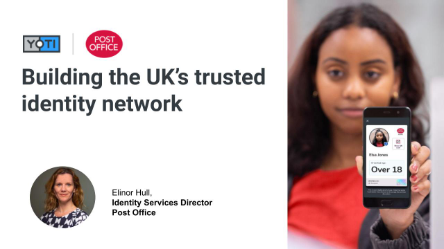 Building the UK's trusted identity network