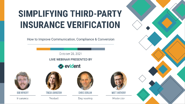 Simplifying Third-Party Insurance Verification