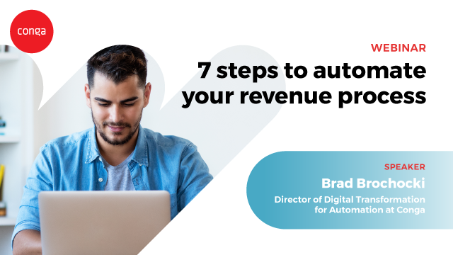 Masterclass - 7 steps to automate your revenue process