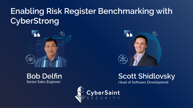 Enabling Risk Register Benchmarking with CyberStrong