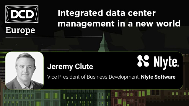 Integrated data center management in a new world