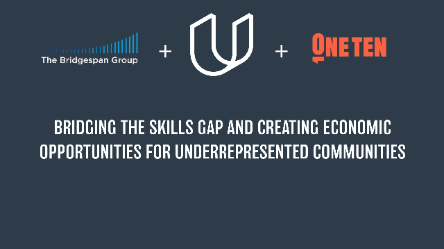 Building an Equitable Future in STEM with Udacity & OneTen